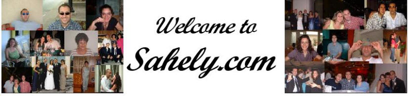 Welcome to Sahely.com